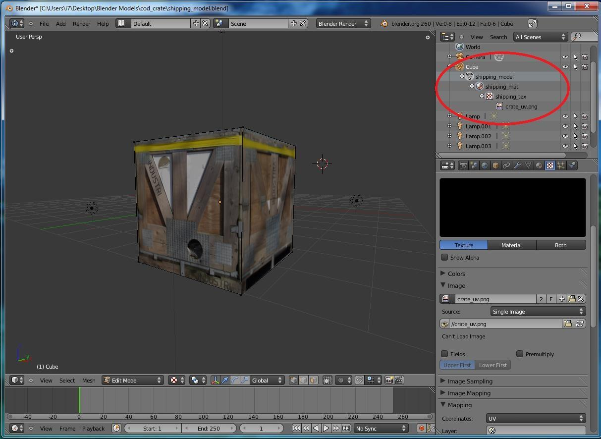 How to Export a Blender Model into WaW - 3dmappers Forum